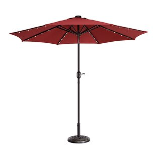Coggeshall LED Lighted 9' Market Umbrella