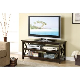Poundex Bobkona Halle TV Stand for TVs up to 48
