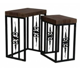 Bellamy 2-Piece Nesting Table by Bloomsbury Market