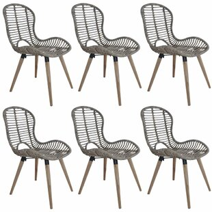 Encline Garden Chair (Set Of 6) By Bay Isle Home