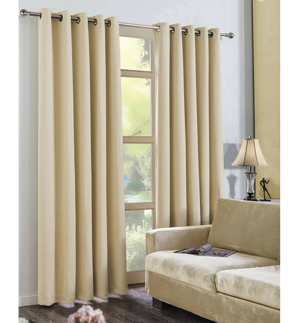 Claudine Eyelet Blackout Thermal Curtains