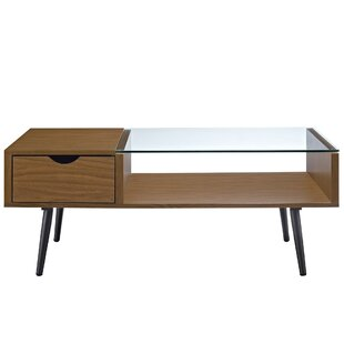 Inexpensive Cirillo Coffee Table By George Oliver