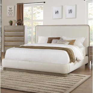 Wrought Studio Mcchesney Upholstered Platform Bed