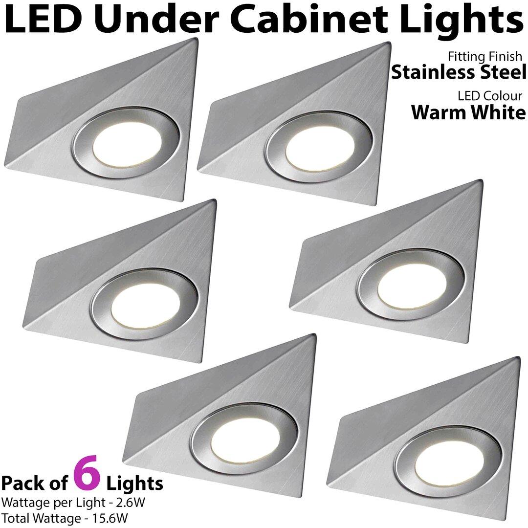 Bohan LED Under Cabinet Puck Light