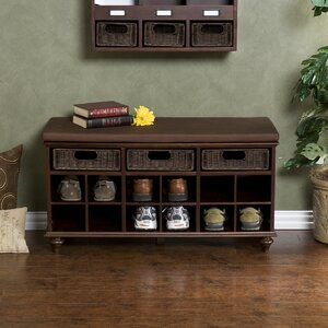 Belmeade Shoe Storage Bench