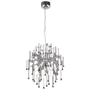 Everly Quinn Verda 12-Light Sputnik Chandelier
