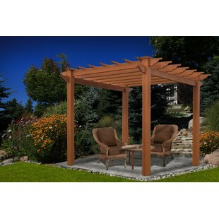 Lakewood 2.8 X 2.4m Pergola By Sol 72 Outdoor