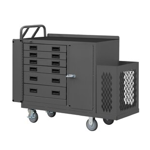 38.37 H x 60 W x 24 D Lateral File Storage Cabinet by Durham Manufacturing
