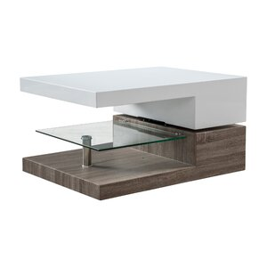 Delwood Coffee Table.Wade Logan Delwood Coffee Table