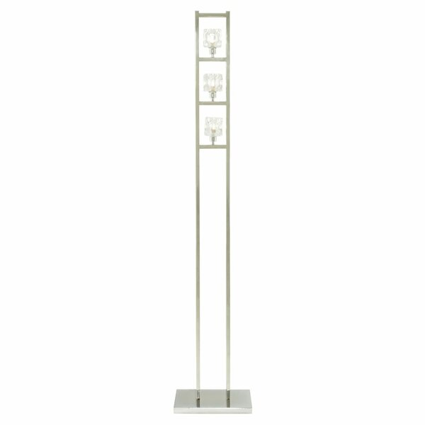 Pagazzi lighting ice cube 153cm uplighter floor lamp wayfair aloadofball Gallery