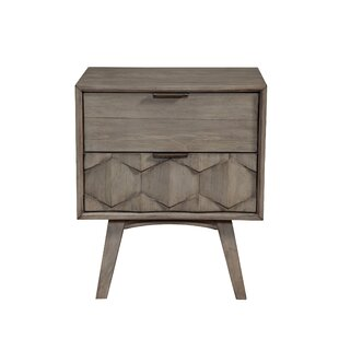Lola 2 Drawer Nightstand by Modern Rustic Interiors