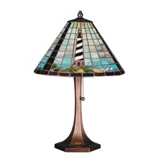Cape Hatteras Lighthouse 21 Table Lamp