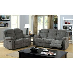 Affordable Price Fergstein Reclining Configurable Living Room Set by Hokku Designs Reviews (2019) & Buyer's Guide