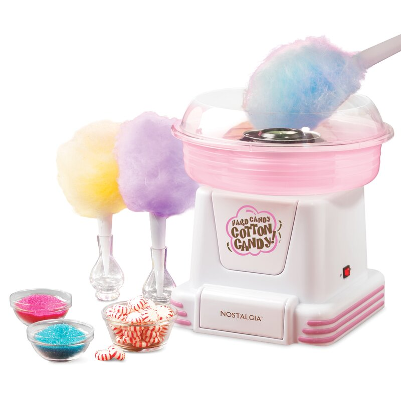 real cotton candy maker