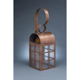 Reviews Adams 2-Light Outdoor Wall Lantern By Northeast Lantern