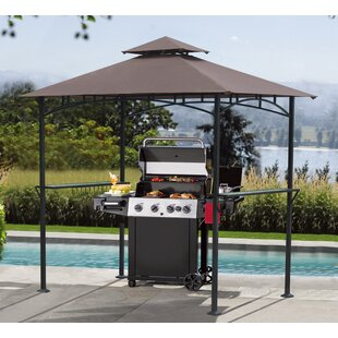 Replacement Canopy for Grill Shelter by Sunjoy