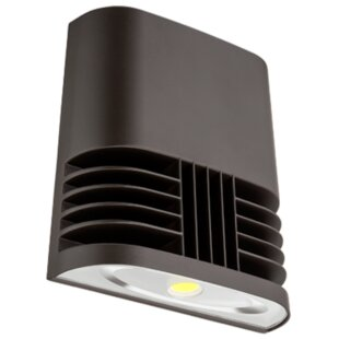 Lithonia Lighting OLWX 22-Watt LED Outdoor Security Wall Pack