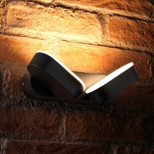 Fulcher LED Outdoor Sconce By Sol 72 Outdoor