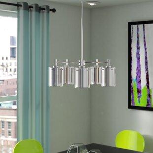 Susan 5-Light Shaded Chandelier by Zipcode Design