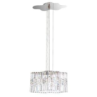 Schonbek Selene 2-Light Crystal Chandelier