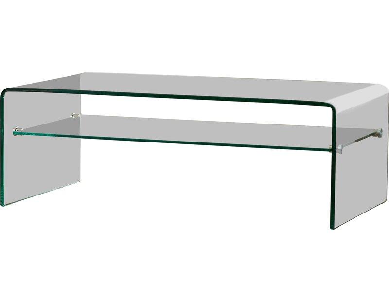 Bon Glass Coffee Table