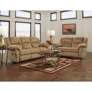 Jarvis Reclining 2 Piece Living Room Set by Red Barrel Studio
