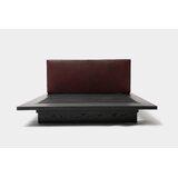 SQB Upholstered Platform Bed by ARTLESS