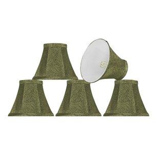 6'' Fabric Bell Lamp Shade (Set of 5)