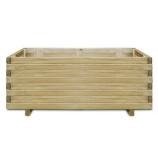 Wooden Planter Box By Freeport Park