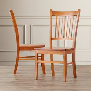 Pemberville Side Chair (Set of 2) Alcott Hill