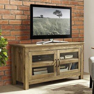 best loved 1af3f c6c28 Reclaimed Wood Tv Cabinet | Wayfair
