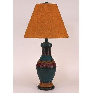 Rustic Living Southwest Pot 28.5 Table Lamp