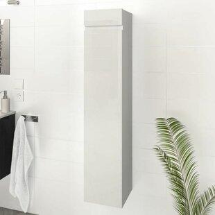 Bagatella 25cm X 120cm Free Mounted Cabinet By Ebern Designs
