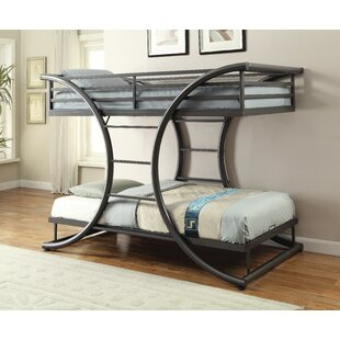Zoomie Kids Roosevelt Twin Platform Bunk Bed