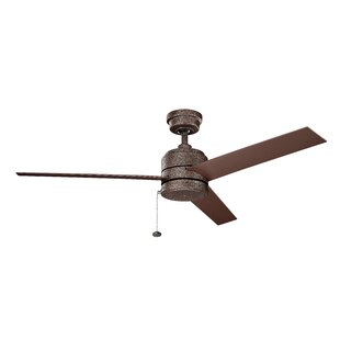 52 Jessenia 3 Blade Outdoor Ceiling Fan