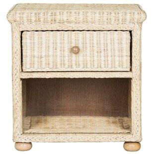Emmalee 1 Drawer Nightstand by August Grove