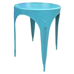 Windley Fleur de Lis Bar Table