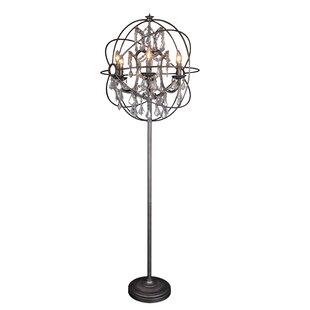 Online Reviews Ormskirk 64 Candelabra Floor Lamp By House of Hampton