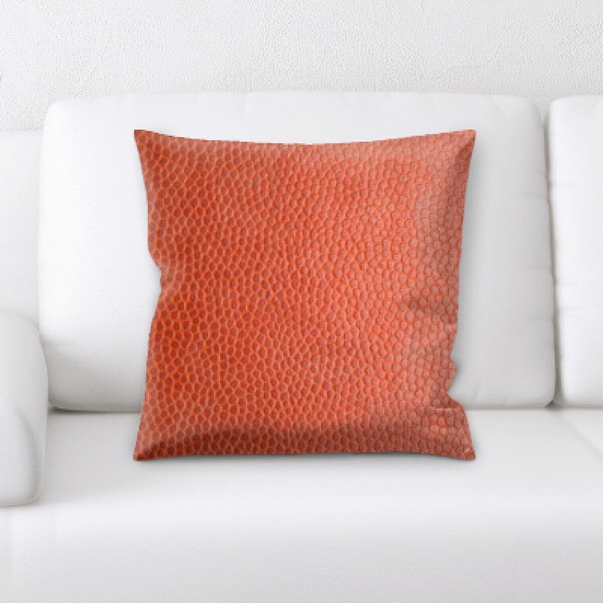 Ebern Designs Burritt Abstract Textures Throw Pillow Wayfair