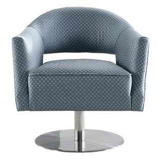 Darian Swivel Tub Chair By Canora Grey