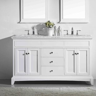 Pineville 72 inch  Double Bathroom Vanity Set