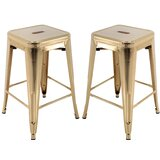Friary 24 Bar Stool (Set of 2) by Wrought Studio™