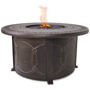 Endless Summer Aluminum Propane Fire Pit ..