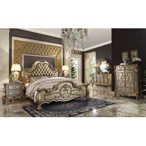 Perales Panel Customizable Bedroom Set