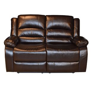 Corlane Reclining Loveseat by Winston Porter