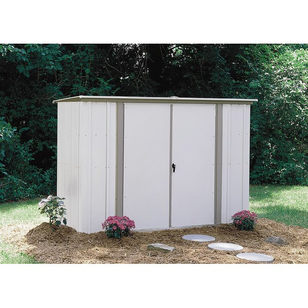 d metal storage shed u0026 reviews wayfair