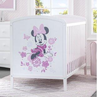 Best Disney Minnie Mouse 3-in-1 Convertible Crib ByDelta Children