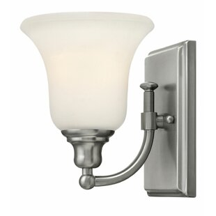 Winston Porter Izzo 1-Light Bath Sconce