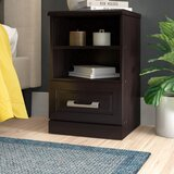 Abigale 1 Drawer Nightstand by Zipcode Design™