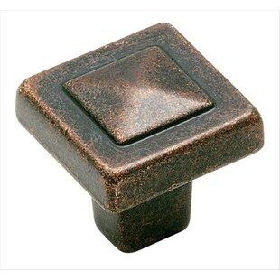 Forgings Square Knob